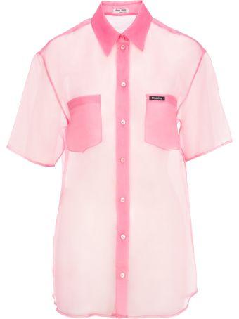 Miu Miu Shirt Look #10