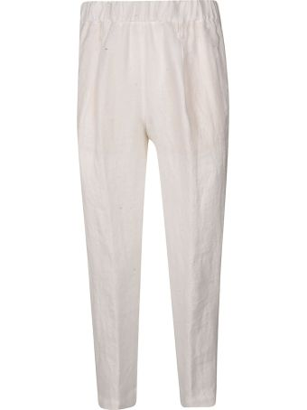 Forte_Forte Forte Forte Elasticated Waist Trousers