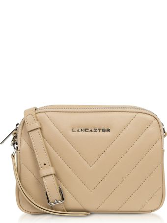 Lancaster Paris Parisienne Couture Small Crossbody Bag