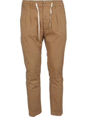 Cruna Drawstring Waist Trousers
