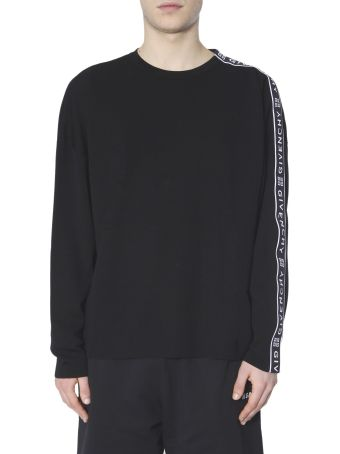 Givenchy 4g Logo-tape Sweater