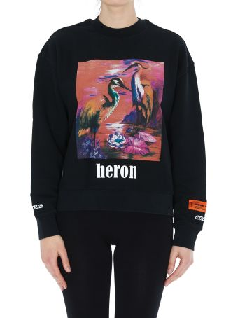 HERON PRESTON Heron Birds Sweatshirt