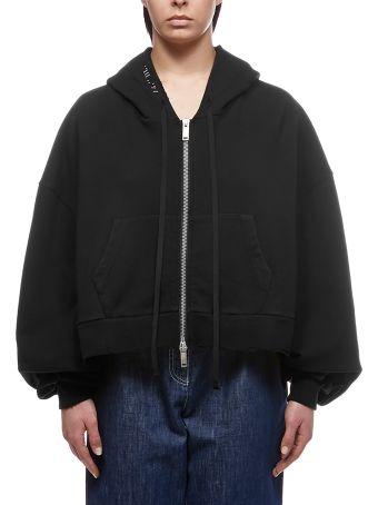 Ben Taverniti Unravel Project Oversized Zipped Hoodie