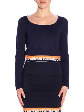 Armani Collezioni Armani Exchange Top Top Women Armani Exchange