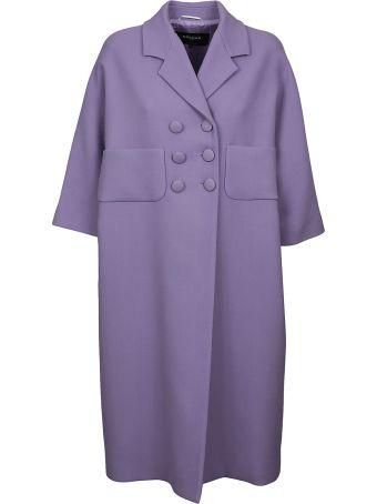 Rochas Elegant Simple Coat
