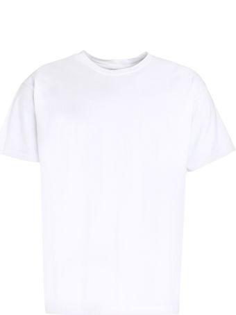 John Elliott Crew-neck Cotton T-shirt