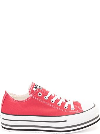 Converse Converse Chuck Taylor All Star Layer Ox Canvas Sneakers
