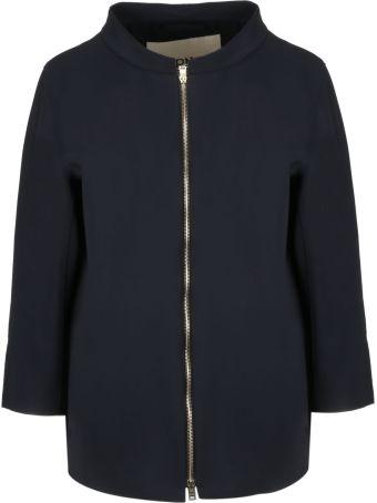 Herno Round Collar Jacket