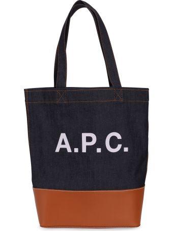 A.P.C. Axelle Shopper