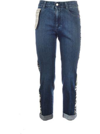 Stella McCartney The Mid Rise Boyfriend Jeans