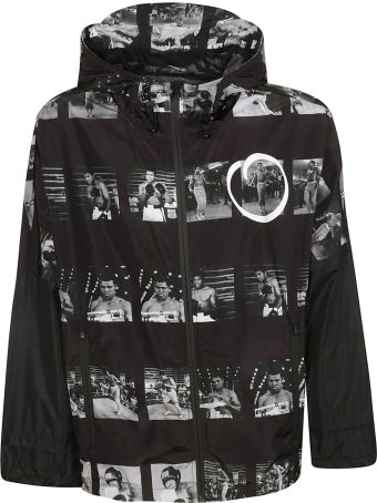 Marcelo Burlon All Over Ali Windbreaker