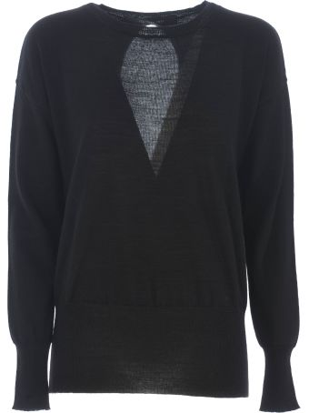 Federica Tosi Cut-out Detail Sweater