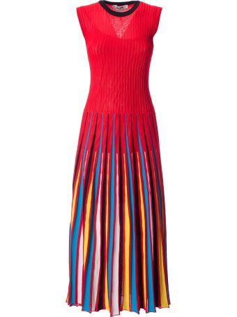 MSGM Pleated Dress