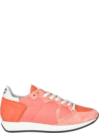 Philippe Model  Shoes Suede Trainers Sneakers Monaco