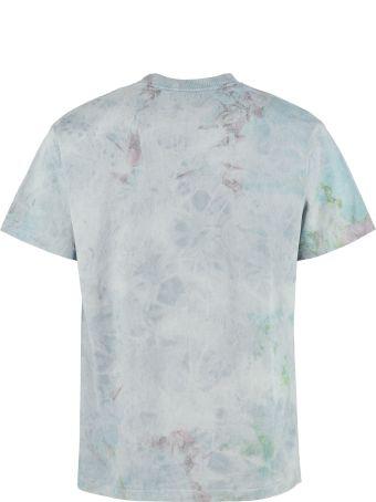 John Elliott Shasta Stretch Cotton T-shirt