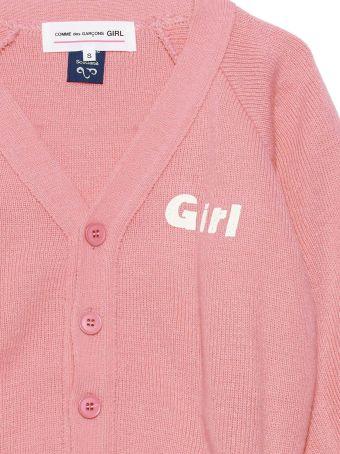 Comme Des Garçons Girl 'girl' Cardigan