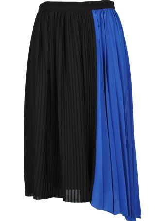 Kenzo Skirt Pleates