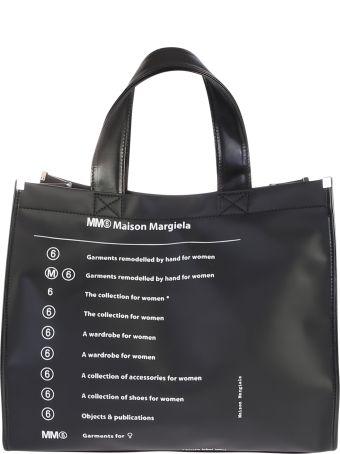 MM6 Maison Margiela Shopper Bag