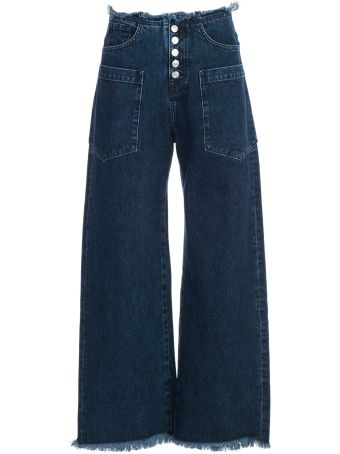7 For All Mankind Flared Jeans
