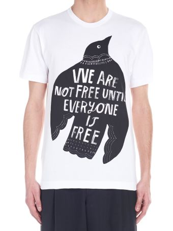 Comme Des Garçons Homme Plus T-shirt