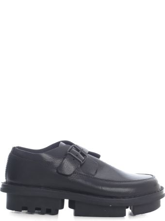 Trippen Shoes W/high Sole And Buckle