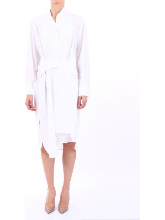Loewe Dress White Shirt