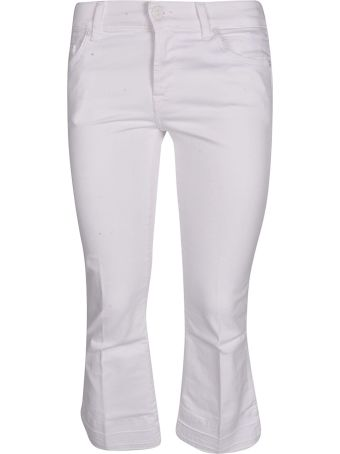 7 For All Mankind Seven For All Mankind Cropped Jeans