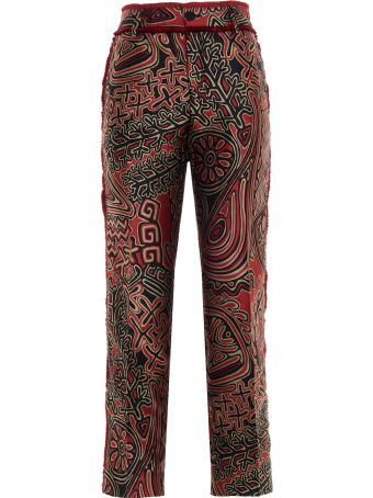 For Restless Sleepers 'tartaro' Pants