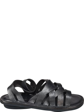 Trippen Criss-cross Strapped Sandals