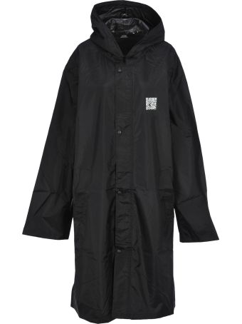 VETEMENTS Long Raincoat
