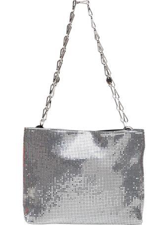 Paco Rabanne Pixel 1960 Chainmail Shoulder Bag