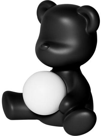 Qeeboo Teddy Girl Black