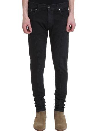 REPRESENT Black Denim Jeans