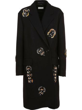 Dries Van Noten Embellished Coat