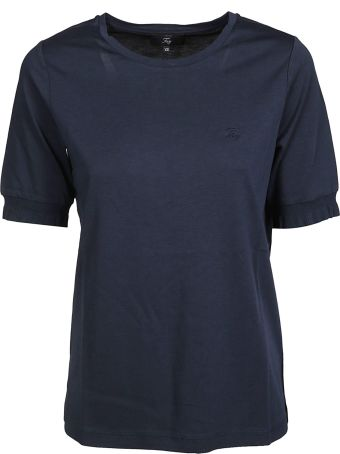 Fay Embroidered Logo T-shirt