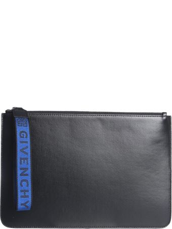 Givenchy Large Leather Pouch