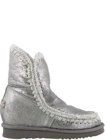 Mou Eskimo Inner Wedge Sneakers