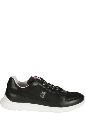 Christian Dior Blended Fabric Sneakers