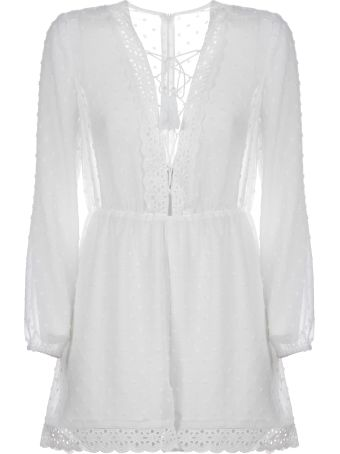 Jovonna Embroidered Playsuit