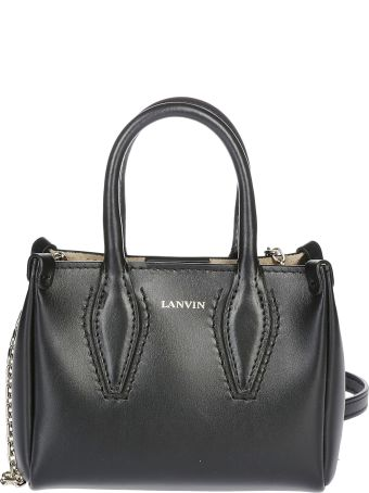 Lanvin Chain Detail Tote