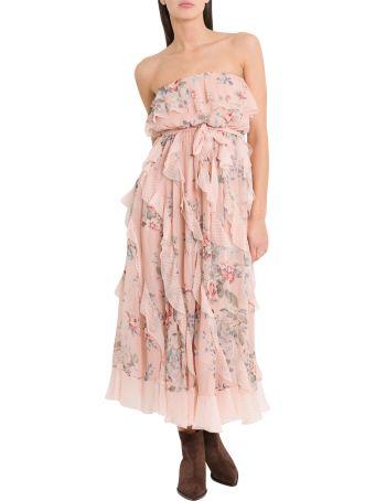 Zimmermann Bowie Waterfall Dress