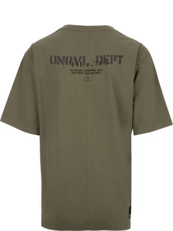 Ben Taverniti Unravel Project T-shirt