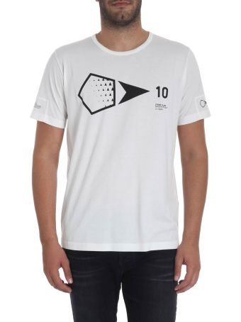 Stone Island Shadow Project Printed Cotton T-shirt