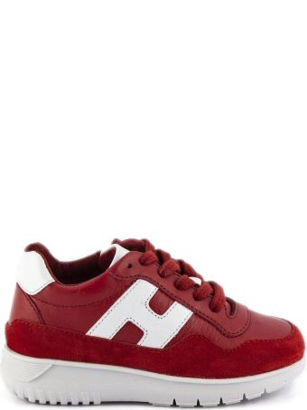 Hogan Interactive³ Sneakers In Red