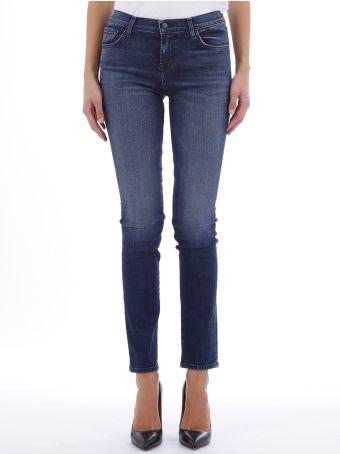 J Brand Blue Jeans Slim