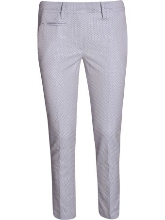 Dondup Tight Fit Trousers