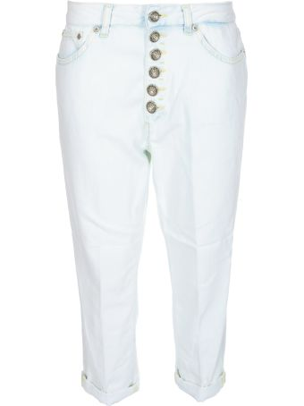 Dondup Multi-buttoned Jeans