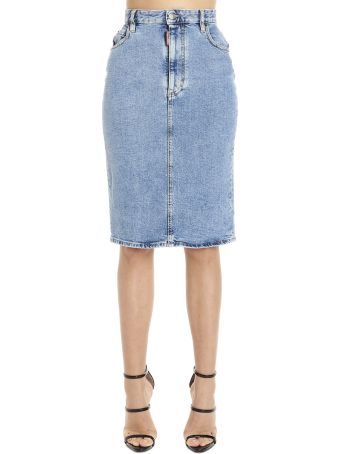Dsquared2 'dalma' Skirt