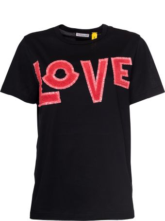 Moncler Genius 2 Moncler 1952 T-shirt In Black