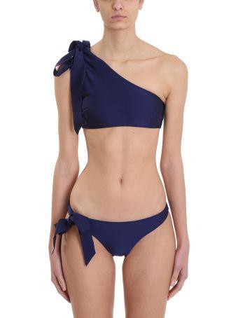 Zimmermann Bowie Tie Neck Bikini